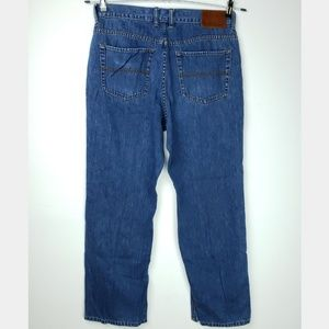 Tommy Bahama Mens Classic Fit Relaxed Jeans 35X30